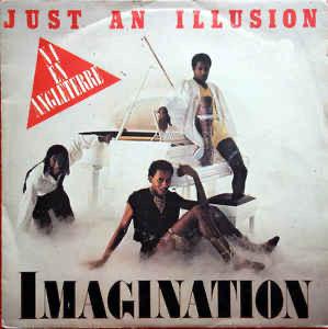 Imagination - Just Illlusion