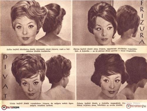 Női frizura divat