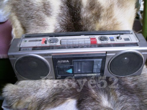 AIWA CS-210e magnós rádió