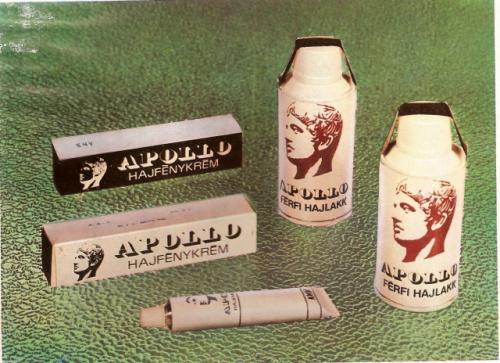 Apollo férfi hajápolók