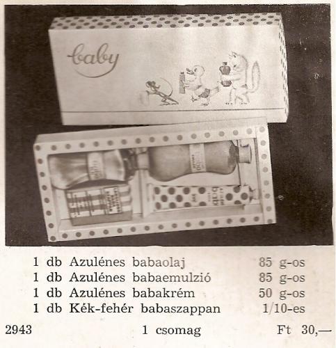 Baba termékek