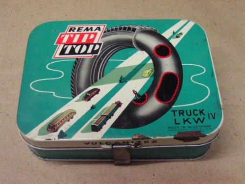 Tip Top defektjavító teherautókhoz.