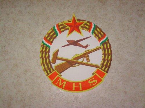 MHS címer