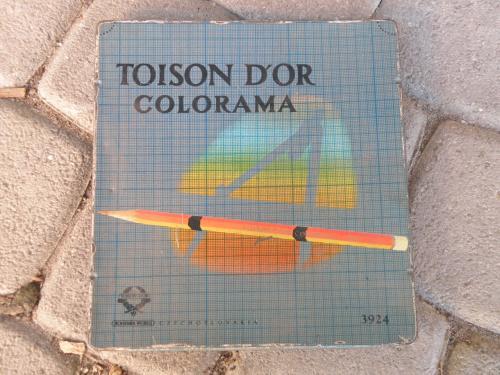 Toison Dor Colorama ceruza