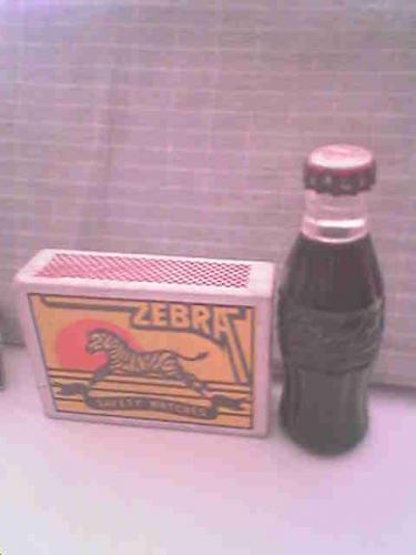 Coca-Cola öngyújtó