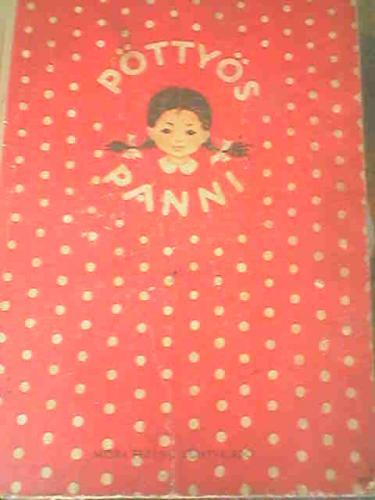 Pöttyös Panni mesekönyv