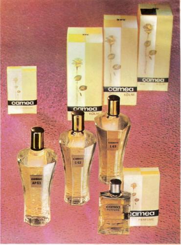 Camea parfume és köni