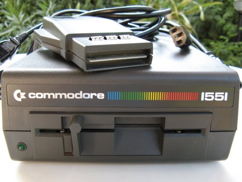 Commodore Floppy 1551
