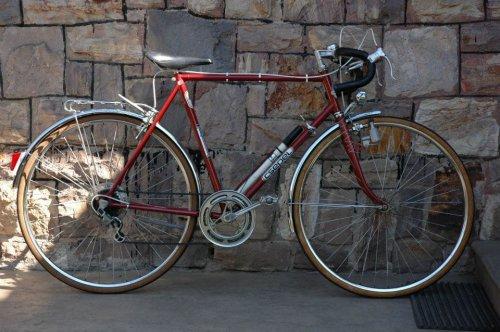 Csepel Sas kerékpár