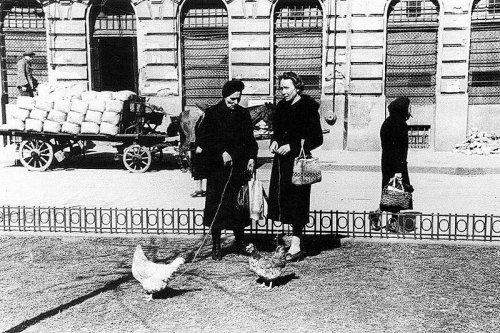 Budapest a háború után