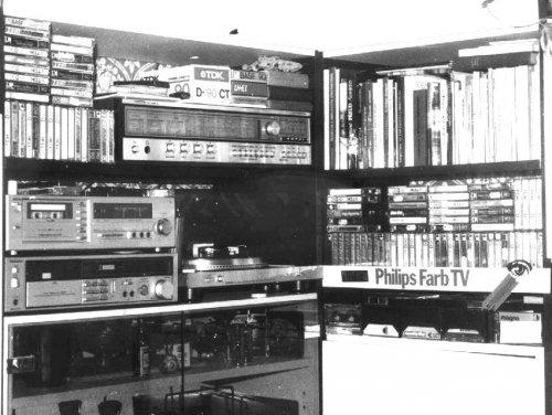 Hangtechnikám 1982 körül