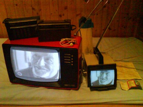 Szovjet televízió rádió