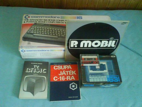 """Commodore számítógépes """"karácsonyi ajándék"""""""