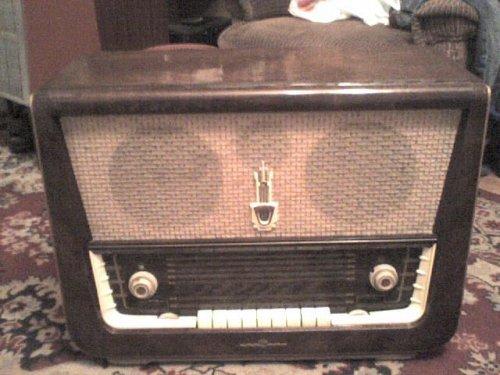 Orion AR 702 F rádió