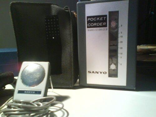 Sanyo Pocket Corder MC-2