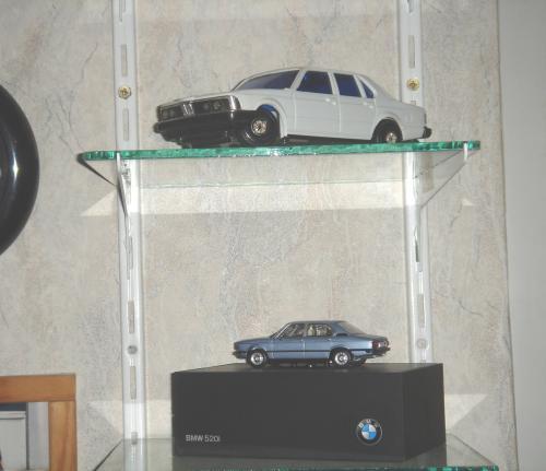BMW E-12 és E-23 modellek