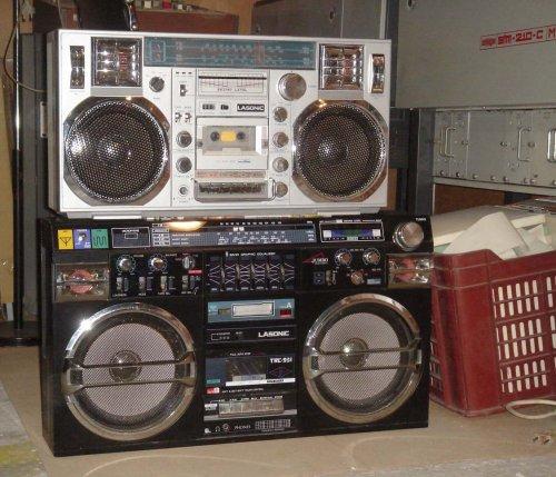 Ghetto Blasters - Gettórobbantók