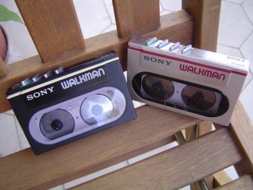 Sony walkman WM-10 és WM-20