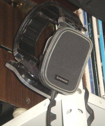 Pioneer elektrosztatikus füles