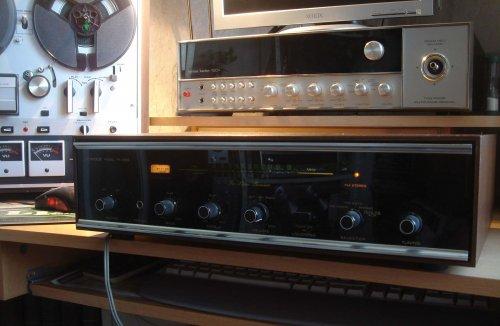 Pioneer FX-330 receiver