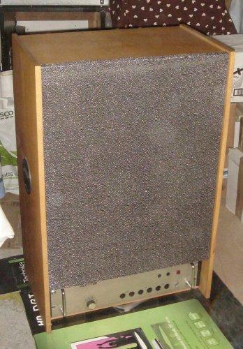 BEAG HEC -11MR aktív stúdiómonitor-hangsugárzók