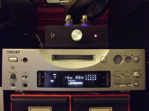 Sony MDS-PC1 minidisc