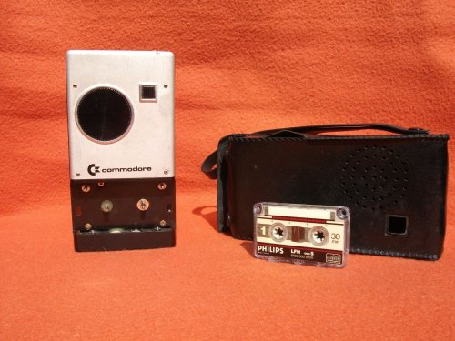 Commodore diktafon