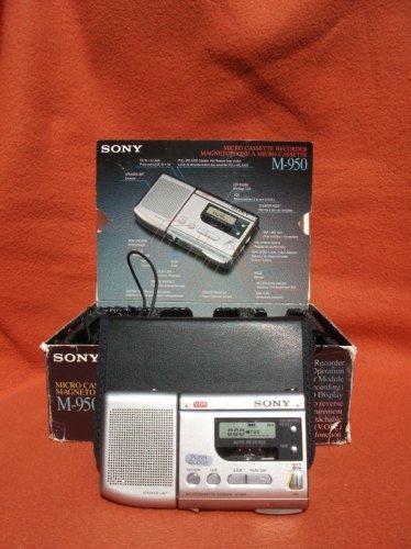 Sony diktafon M-950