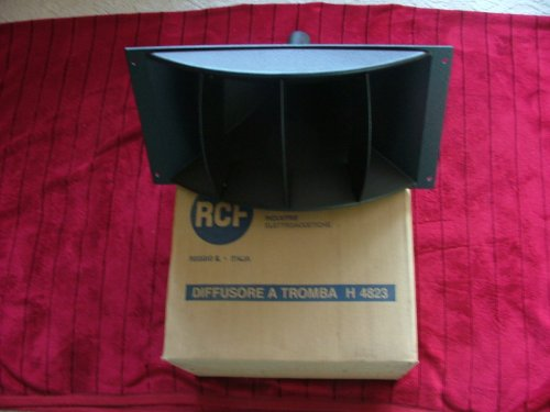 RCF Kozep-magas tolcser