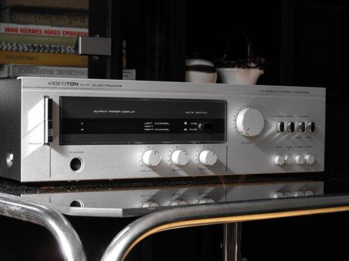 Videoton Ea 6383 Hi-Fi erősítő