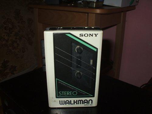 Sony walkman WM-23