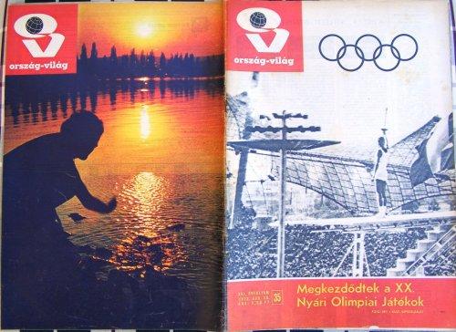 Olimpia München Ország-Világ újság
