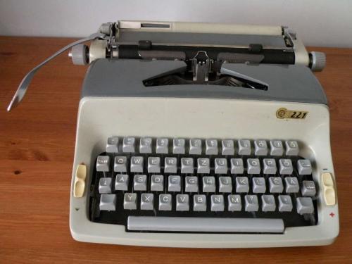 Z írógép