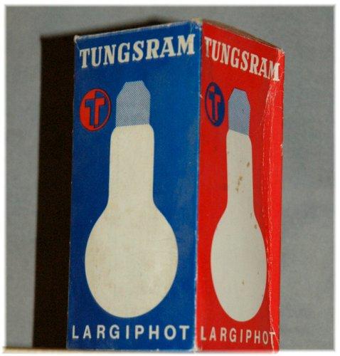 Tungsram Largiphot izzó
