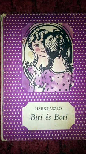 Biri és Bori könyv