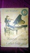 Kreutzer szonáta, Családi boldogság, olcsó könyvtár sorozat