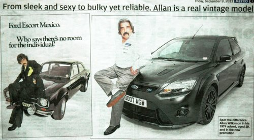 Ford reklám