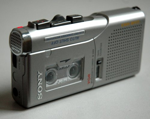 Sony diktafon