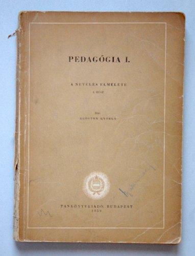 Pedagógia tankönyv