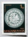Magyar Posta 1.- Ft os bélyeg
