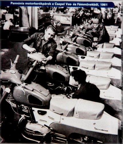 Csepel motorkerékpár gyártás