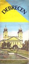 Debrecen térkép