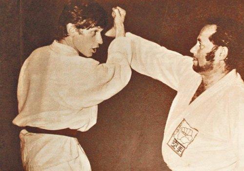 Harsányi Gábor,és a Teakwondo