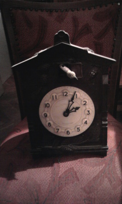 Kakukkos óra