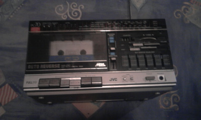 JVC PC 70 deck