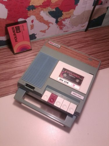 BRG MK 25A magnetofon