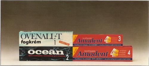 Caola fogkrémek