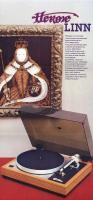 1983/1-es Hifi Magazin Poszter (Linn Sondek LP 12)
