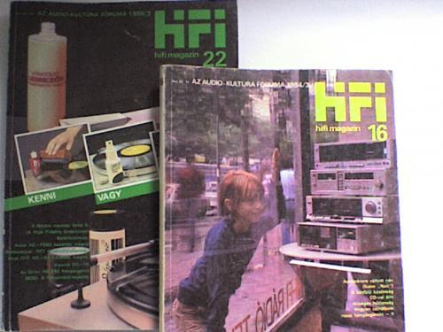 HIFI magazin 1986
