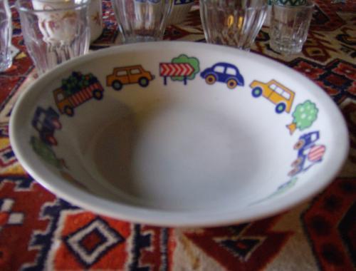 Gyerek tányér